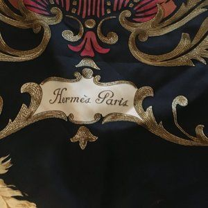 Hermes Scarf Authentic bought in Paris